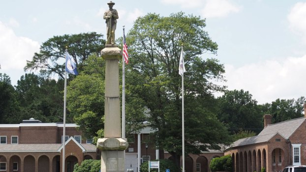 isle of wight confederate monument